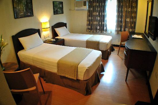 Fersal Hotel Neptune Makati: Deluxe
