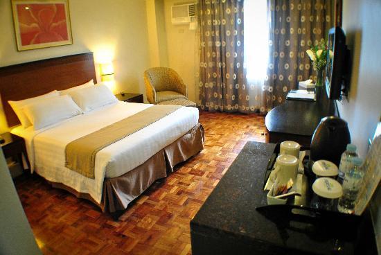 Fersal Hotel Neptune Makati: Standard