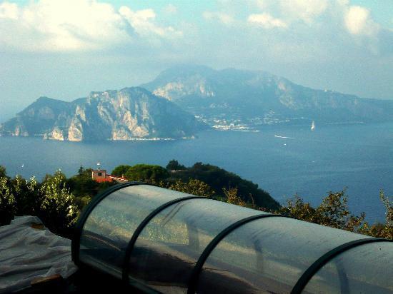 ريزيدانس جوكسي دي كابري: Isola di Capri 