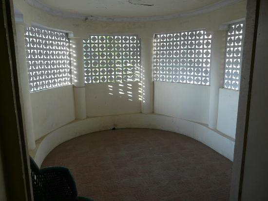 Sugan Niwas Palace: A sit out attached to my room