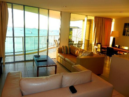 at Marina Shores: Penthouse Appt