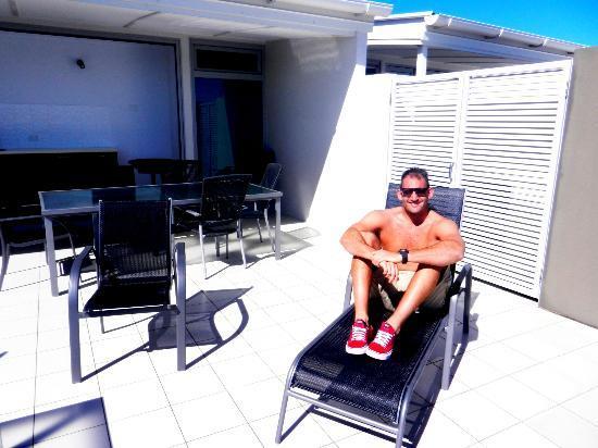 at Marina Shores: Balcony