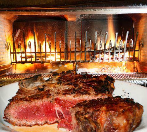 Scafati, Italia: bisteccaebraciere