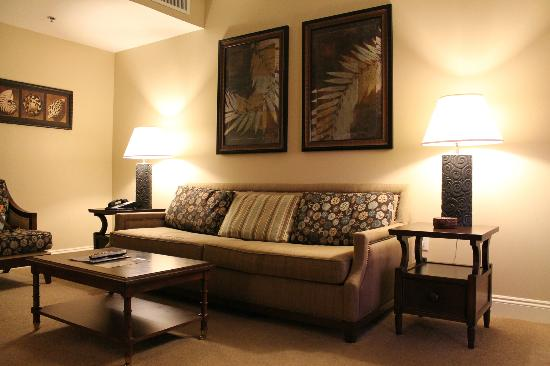 Carillon Beach Resort Inn: Very nice clean, contemporary rooms