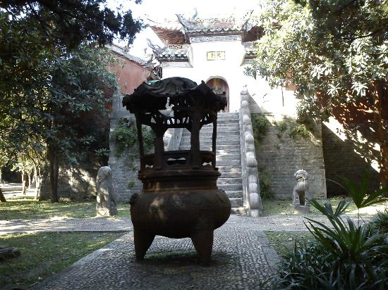 Jingzhou Museum: A burner from an unknown era