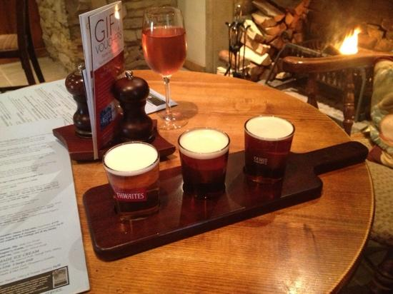 Highwayman : cask ask beer paddles - awesome