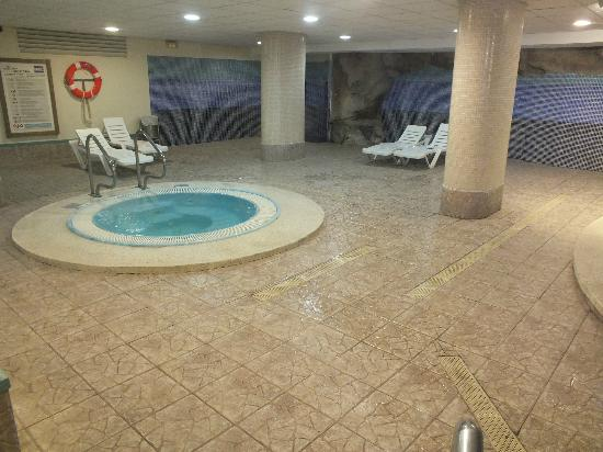 H TOP Royal Star & SPA: indoor pool