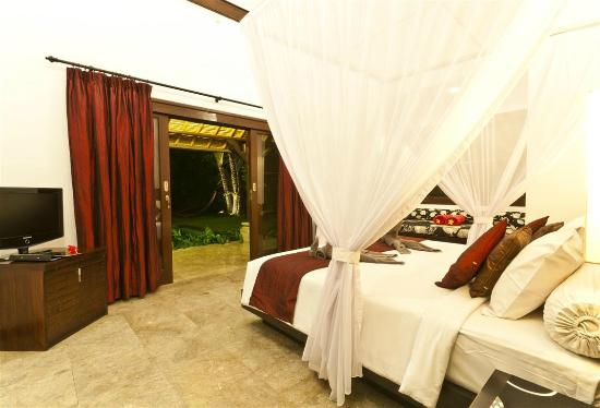 Villa Blubambu: spacious and comfortable room