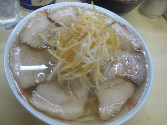 Bannaishokudo: 肉そば