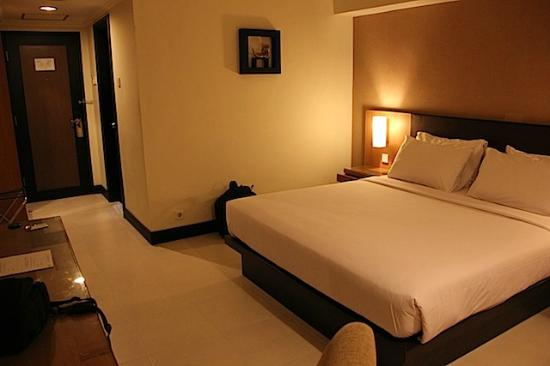 Hotel Santika Pandegiling Surabaya: Room 1 - Santika Pandegiling
