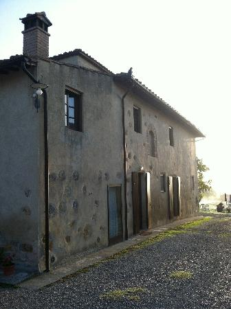 Agriturismo Poggiacolle: Loved it here.