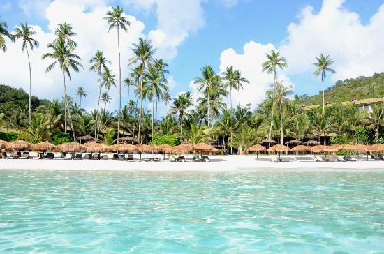 La Bellissima Spiaggia Picture Of The Taaras Beach Amp Spa Resort Pulau Redang Tripadvisor