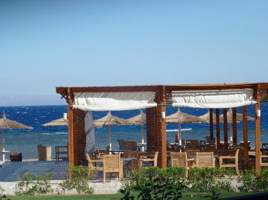 Sea Sun Hotel Dahab: beach restaraunt