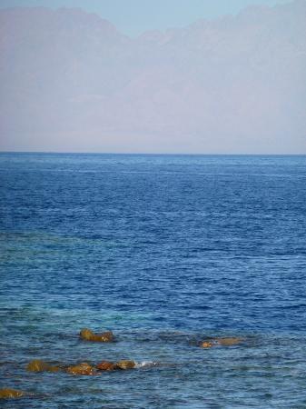 Sea Sun Hotel Dahab: such beautiful clear seas