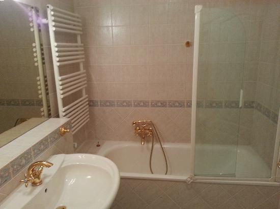 Elbresidenz Birkwitz : Bathroom - 1