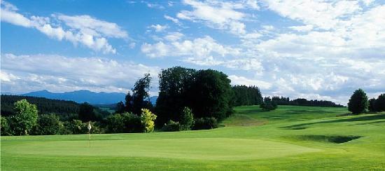 Golf Club Hoslwang im Chiemgau e. V.: Spielbahn 3