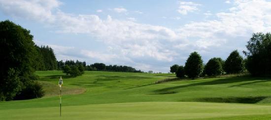 Golf Club Hoslwang im Chiemgau e. V.: Spielbahn 10