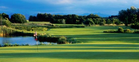 Golf Club Hoslwang im Chiemgau e. V.: Spielbahn 17