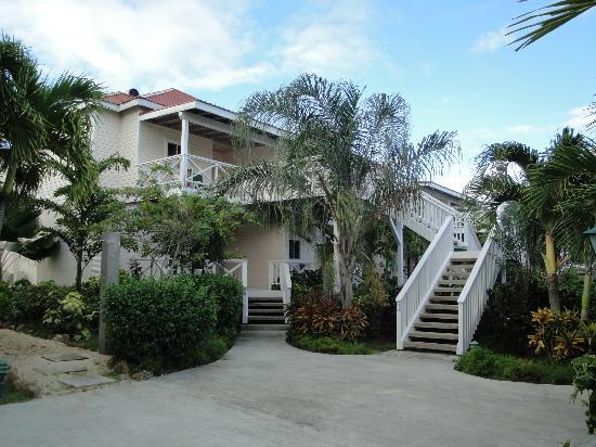 Galley Bay Resort: rooms
