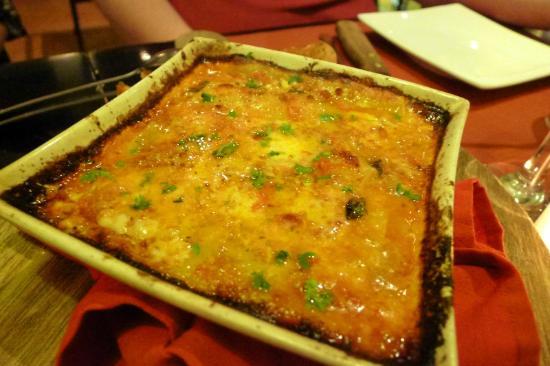 Giuseppe's Italian-Filipino: Baked Lasagna