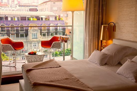 Gran Hotel Nagari Boutique & Spa: Gold Suite Alameda