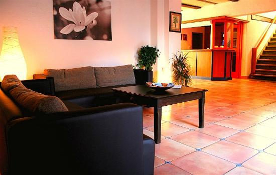 Hotel & Restaurant Muehlenhof: Lobby
