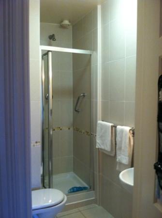 Stauntons on the Green: bath room Staunton, dublin