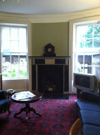 Stauntons on the Green: Living room at the Staunon, Dublin