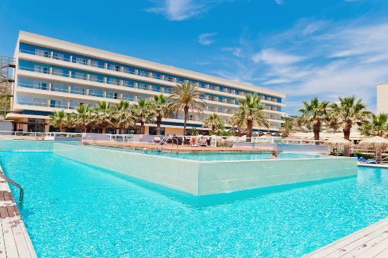 Blue Sea Beach Resort Hotel Reviews Price Comparison Faliraki Rhodes Greece Tripadvisor