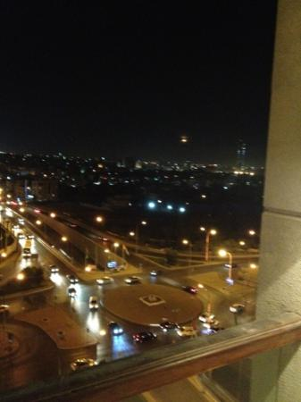 Sheraton Amman Al Nabil Hotel: beautiful night