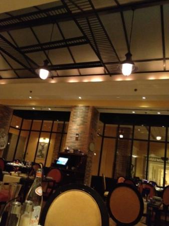 Sheraton Amman Al Nabil Hotel: evoo