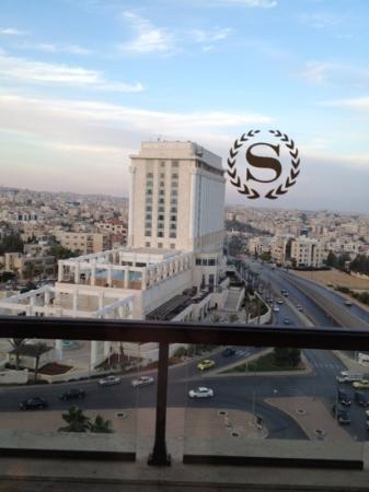 Sheraton Amman Al Nabil Hotel: I prefer Sheraton