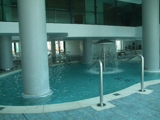 Hotel Deloix Aqua Center: indoor pool