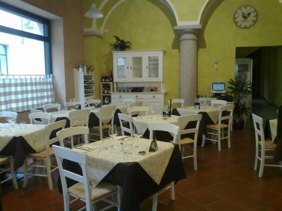 Nonna Italia Ristorante Pizzeria : La sala