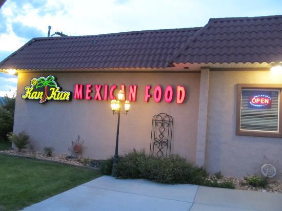 Kan Kun Mexican Restaurant Beaver Ut