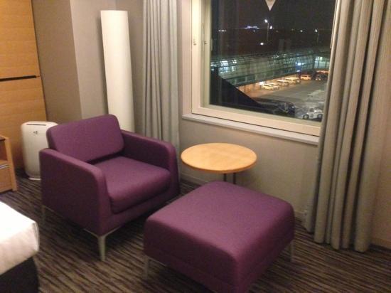 Haneda Excel Hotel Tokyu: 素晴らしい眺望