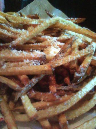 New York City Pizza: Italian Fries. Super Yum-o