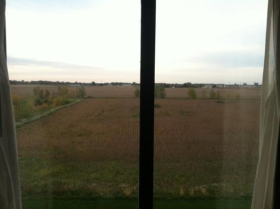 Holiday Inn Express & Suites Bowling Green: View from our room. Gotta love the Heartland!