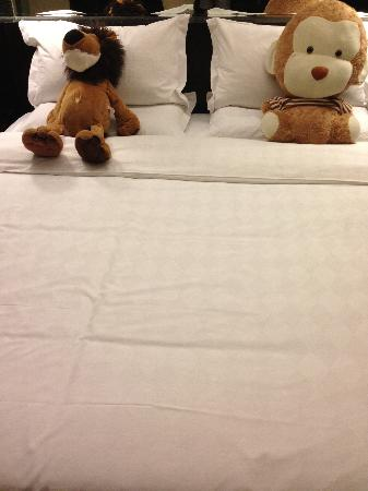 Lemon Hotel Xi'an: bed