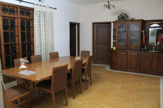 Pepper County Home Stay: Dining Area..