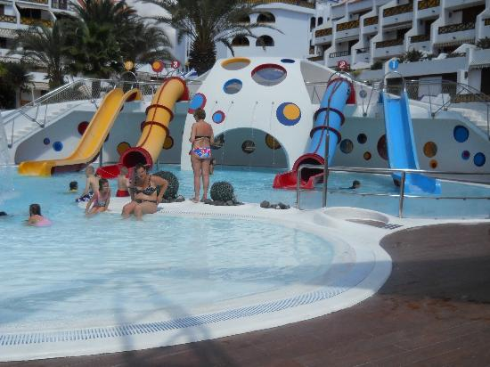Parque Santiago: Kids Mini Waterpark