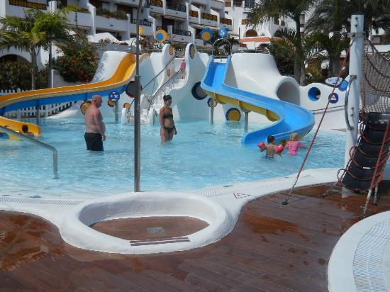 Parque Santiago: Kids Waterpark