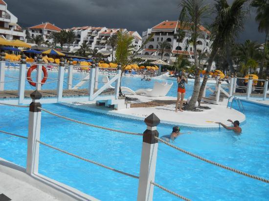 Parque Santiago: Pool