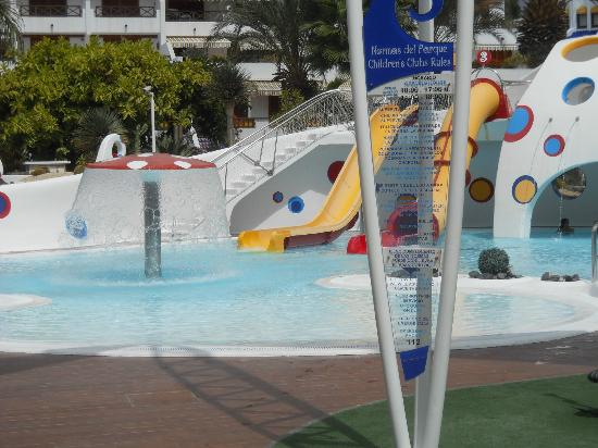 Parque Santiago: Kids Area