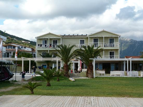 Vasiliki, Greece: hotel