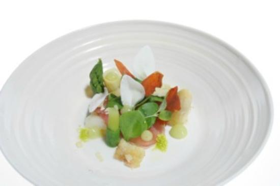 Vivendum Restaurant - Hostellerie : voorgerecht
