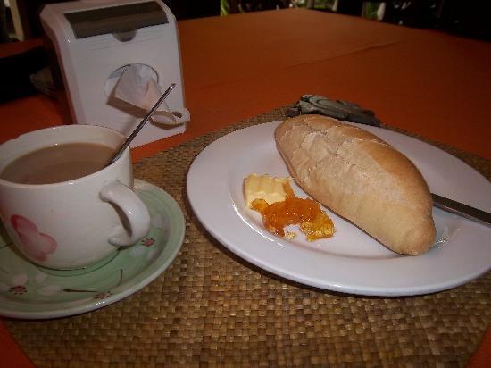 De Loro Inn & Restaurant: breakfast