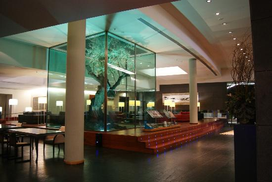 Andorra Park Hotel: Le hall d'entrée