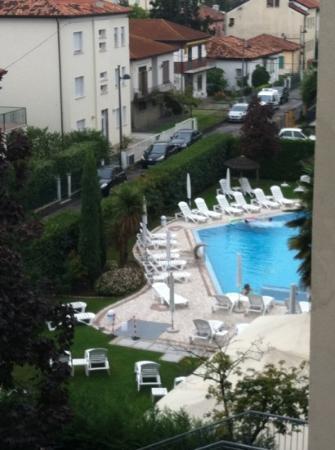 Hotel Aqua: vista dalla suite # 301 - 2