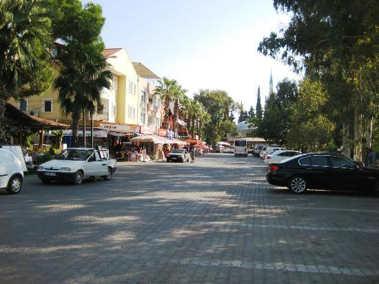 Club Alla Turca: Dalyan town centr